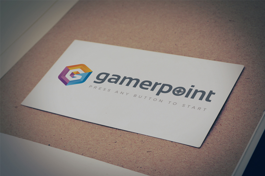 Logótipo - Gamerpoint